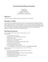 resume job description cna cna description for resume u2013 foodcity me