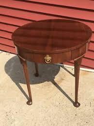 baker furniture game table queen anne furniture ebay
