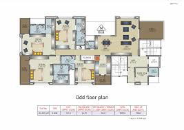 4bhk flats in kalyani nagar mittal builders