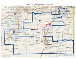 Illinois City Map by Will County Politics Realigned Illinois State Legislative And