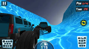monster truck video game play best games for kids to play water slide monster truck race