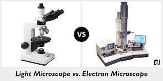 name one advantage of light microscopes over electron microscopes contrast the way light microscopes and electron microscopes magnify