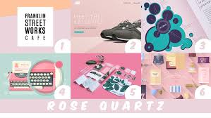 pantone u0027s 2016 color of the year rose quartz u0026 serenity