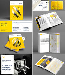 word annual report template annual report template word exle mughals