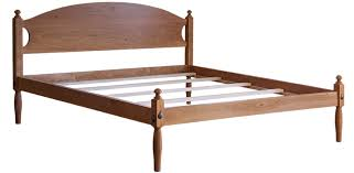 queen bed king bed wood frame bed shaker style