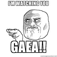 Watching You Meme - i m watching you meme i m watching you gaea created by