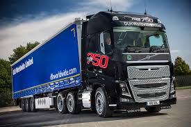 volvo truck series mike boyd caroline gardner and their volvo fh16 750