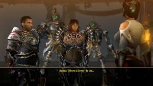 dungeon siege 3 rajani dungeon siege 3 screenshots the