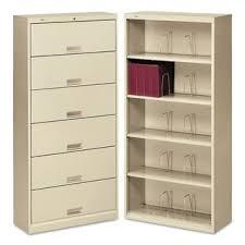File Dividers For Filing Cabinet Hon 600 Series 6 Shelf Legal Open Shelf File Cabinet Free