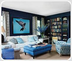 color psychology decorating with blue