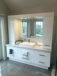 Custom Bathroom Vanity Tops Custom Bathroom Vanity With Cabinets Cabinet Craft Custom