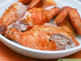 How Long Can Cooked Chicken Sit At Room Temperature - 4 ways to reheat chicken wikihow