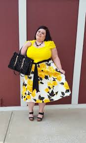 thestylesupreme plus size ootd review igigi esther dress in