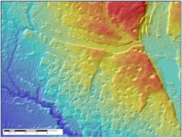 global elevation data enhance exploration and development earth