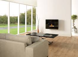 Contemporary Electric Fireplace Wall Mount Electric Fireplace Living Room Transitional With