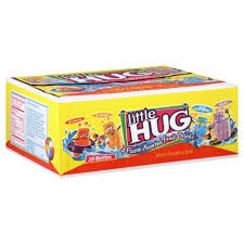 huggie drinks hugs fruit barrels assorted flavors 20 x 8 oz