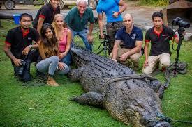 Rockhton Botanic Gardens And Zoo Queensland Crocodile The Croc Bound For Dubai