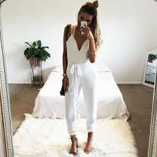 white jumpsuits and rompers for white jumpsuit rompers womens jumpsuit overalls monos