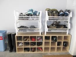 Shoe Home Decor Furniture White Diy Shoe Shelf Ideas Above Shoe Shelf Home