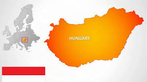World Map Hungary by Hungary Maps Hungary Powerpoint Maps Presentation Youtube