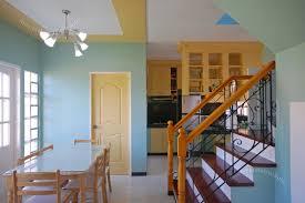 Home Design  Fancy Small Row House Interior Philippines X - Row house interior design
