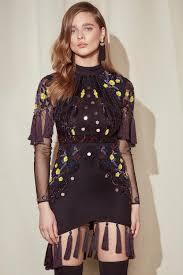 dress gal gal studio cher tassel dress shop clothes at gal