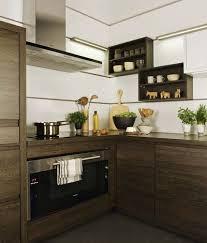 meubles hauts de cuisine cuisine les meubles hauts s allègent côté maison
