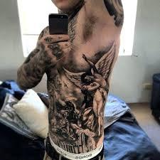 rib designs for tree rib tattoos rib designs