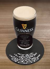 Cool Coasters Clever Advertising Beer Coaster Pics