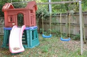 Swings For Backyard Saving Money On Backyard Swing Sets And Play Equipment