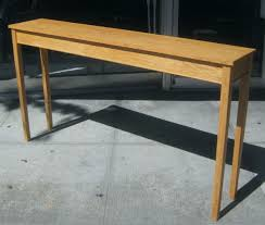 long skinny console table home design ideas