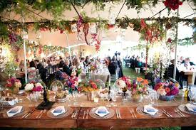 rustic wedding tent decorations stunning rustic wedding tent