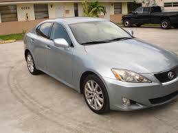 lexus affordable cars sold 2007 lexus is 250 awd navi 13 999 rebuilt title