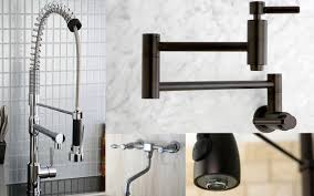 kitchen faucet types types of kitchen faucets home design ideas and pictures
