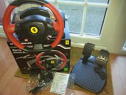 thrustmaster 458 xbox one thrustmaster 458 spider racing wheel xbox one with pedals