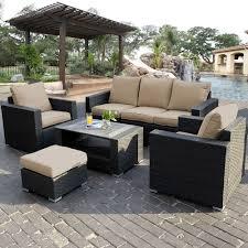 patio furniture patio sofa wickerc2a0iture wicker resinitureround