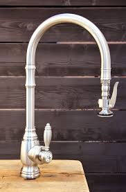 pull faucet kitchen waterstone faucets traditional plp pull faucet finish