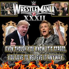 Wrestlemania Meme - wrestlemania xxxii donald trump know your meme