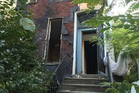 new home sources squatters looted bedford avenue home before suspicious fire