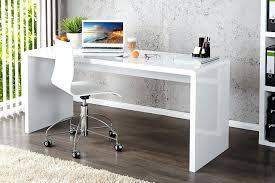 bureaux blanc laqué bureau professionnel discount beautiful bureau blanc laque