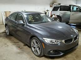 bmw 435xi for sale auto auction ended on vin wba4b3c51gg344150 2016 bmw 435xi gran