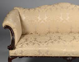 Chippendale Sofa Slipcover by Lot 277 Centennial Irish Chippendale Sofa