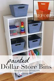 Cubby Storage Bins Best 25 Painting Plastic Bins Ideas On Pinterest Plastic