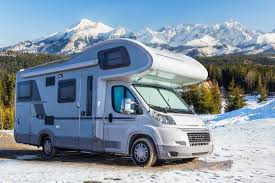 rvs made for winter camping