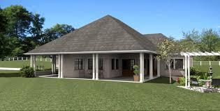 1 floor home design