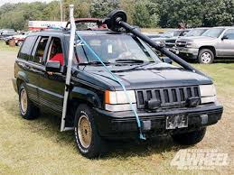 jeep grand build your own build your own snorkel
