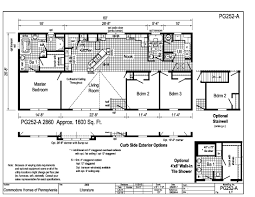 pinecrest modular ranch pg252a find a home commodore homes