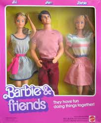 barbie and ken halloween costume ideas amazon com vintage barbie u0026 friends doll set w p j ken u0026 barbie
