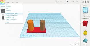 3d designer software 3d design software for 3d printing tinkercad the best for