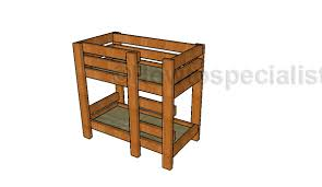 Free Wood Doll Furniture Plans by How To Build A Doll Bunk Bed Free 18 Doll Bed Plans